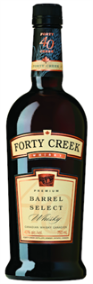 Forty Creek Canadian Whisky Barrel Select 750ml